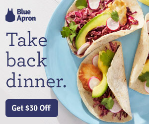 Blue apron meal delivery reviews pricing boxedmealz the week prior to delivery you can select your recipes from blue aprons weekly menu which accommodates some dietary preferences forumfinder