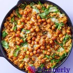 cheddar-skillet-rice-chickpeas-dinnerly