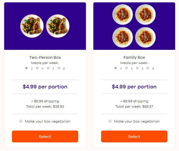dinnerly-subscription-plans